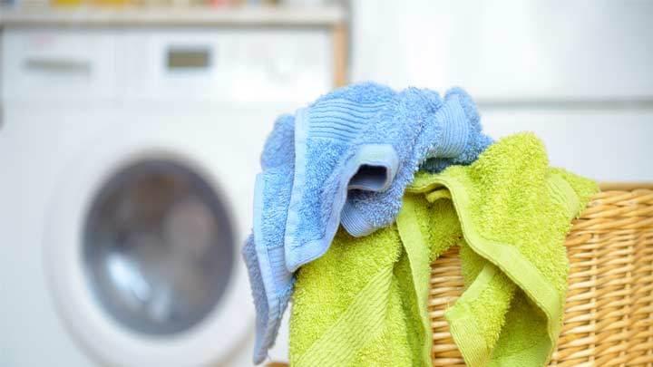 Wäsche Waschen Grad