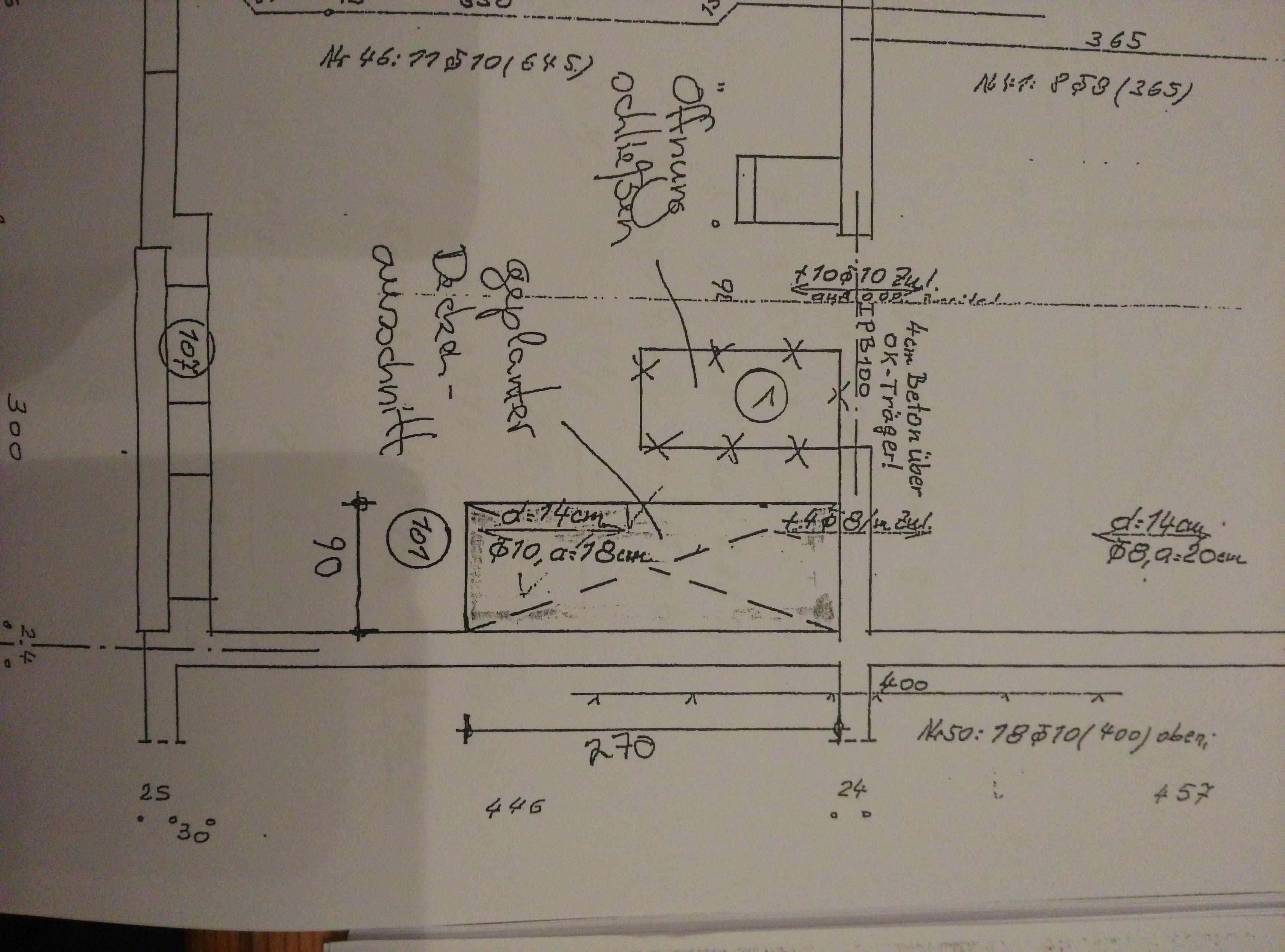stahltr ger einbauen zwischen 2 tragende w nde wer weiss. Black Bedroom Furniture Sets. Home Design Ideas