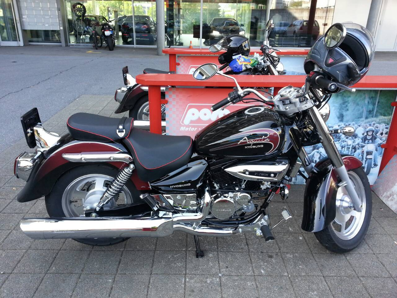 Suche 125ccm Motorrad | wer-weiss-was.de
