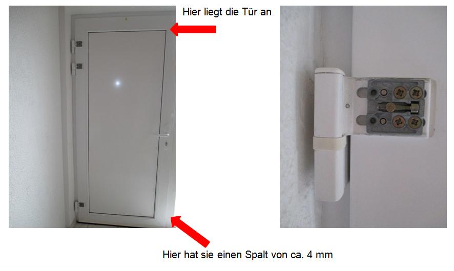 Haustür nachstellen? | wer-weiss-was.de