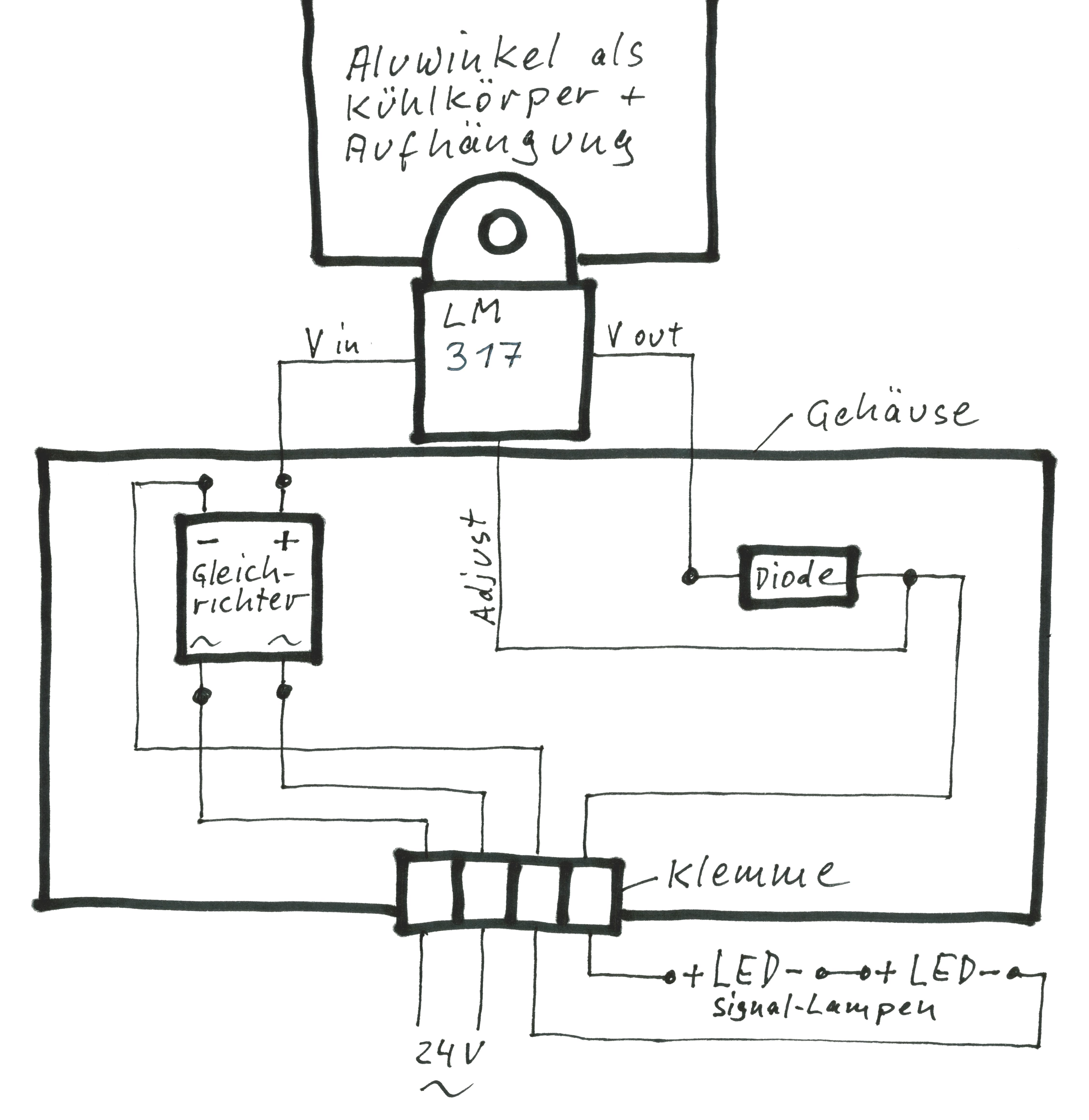 LED-Taschenlampen an Wechselstrom? - Anschlussfrage | wer-weiss-was.de
