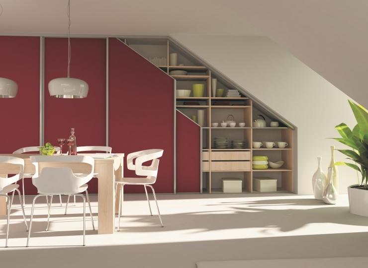 Ideen für Wohnungen mit Dachschrägen | wer-weiss-was.de