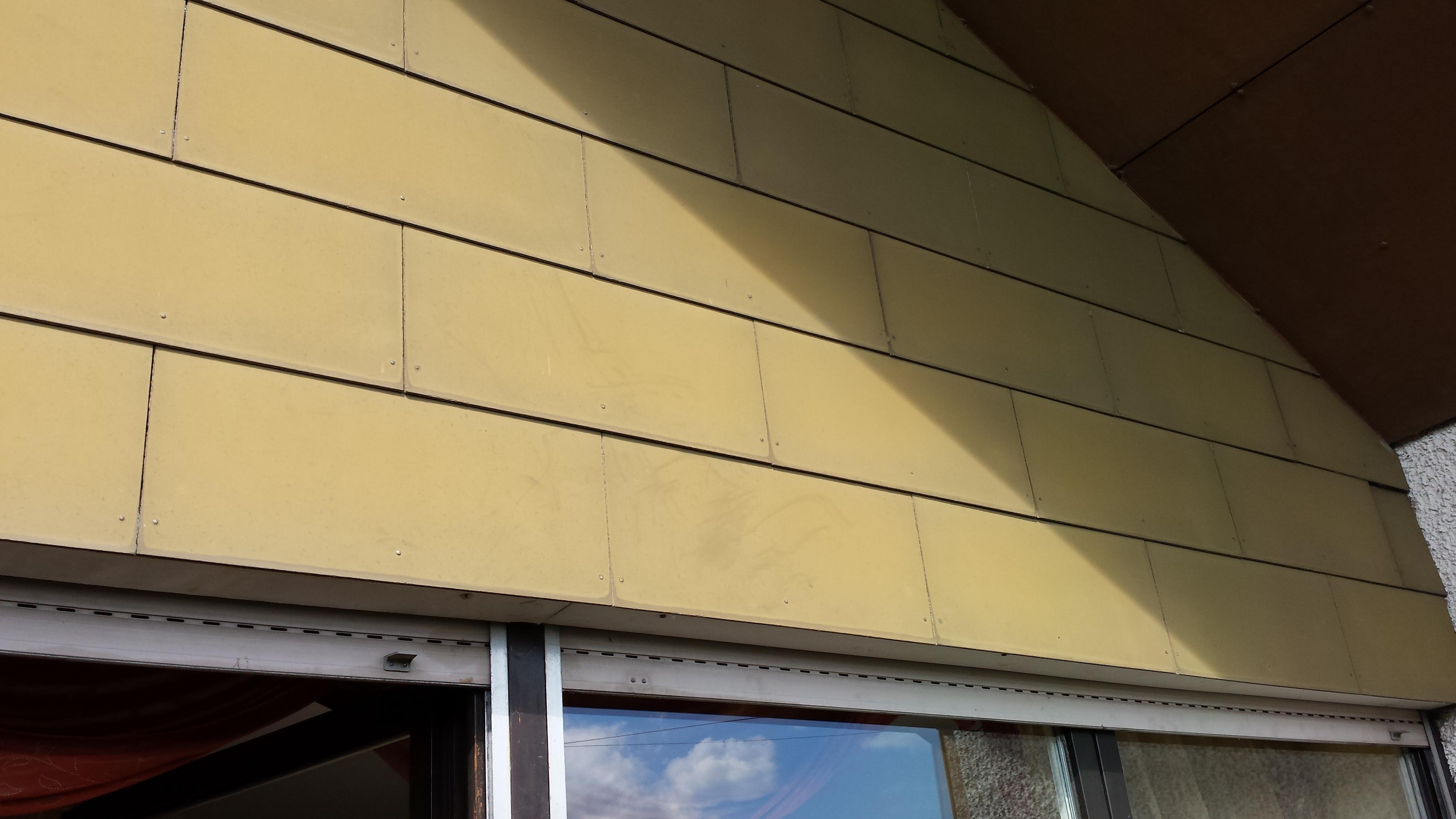Kann man eine markise auf dem balkon auf den mauers Markise seitlich befestigen