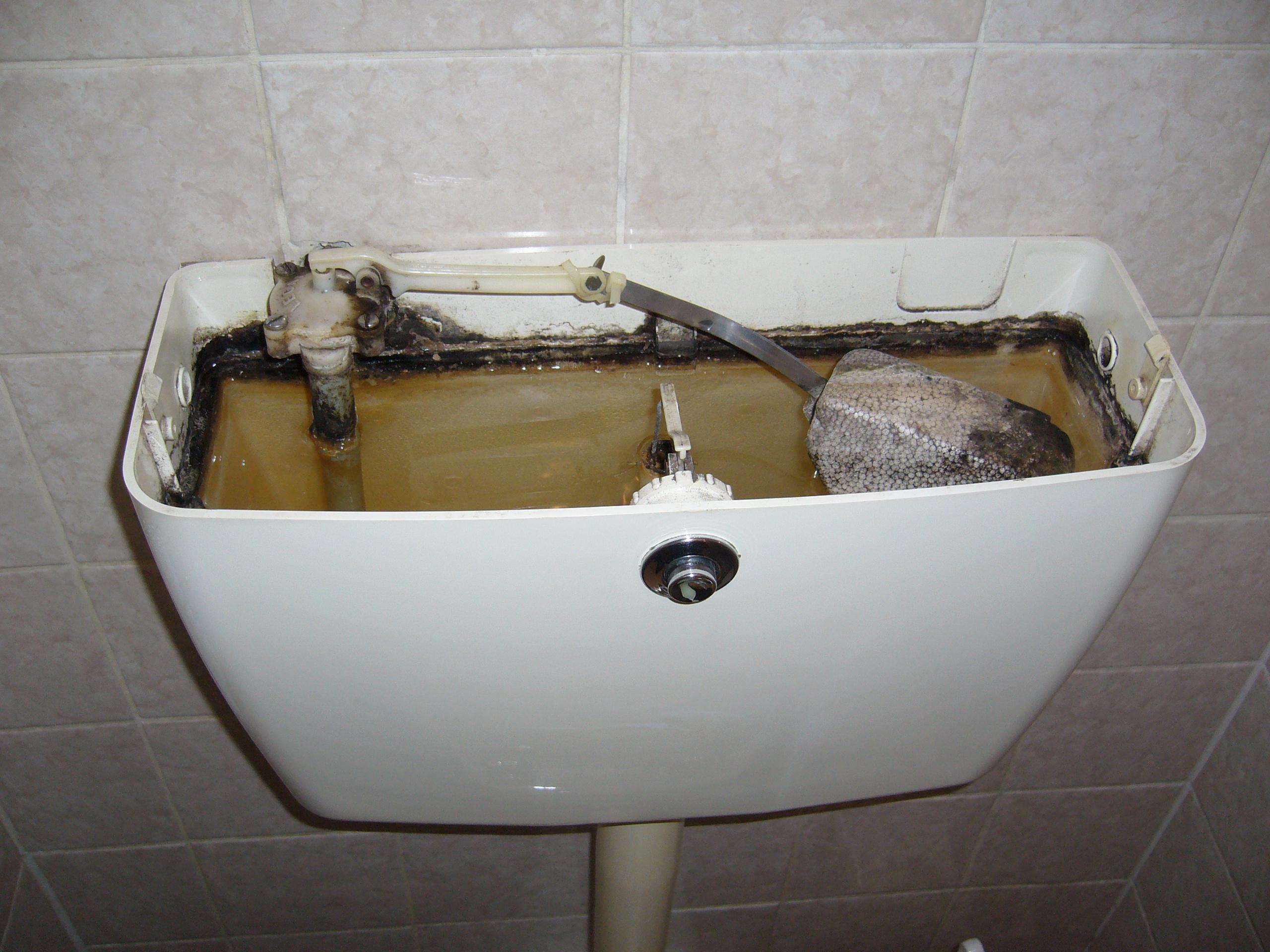 Turbo WC-Spülung - Wasserzufluss stoppt nicht | wer-weiss-was.de KT91
