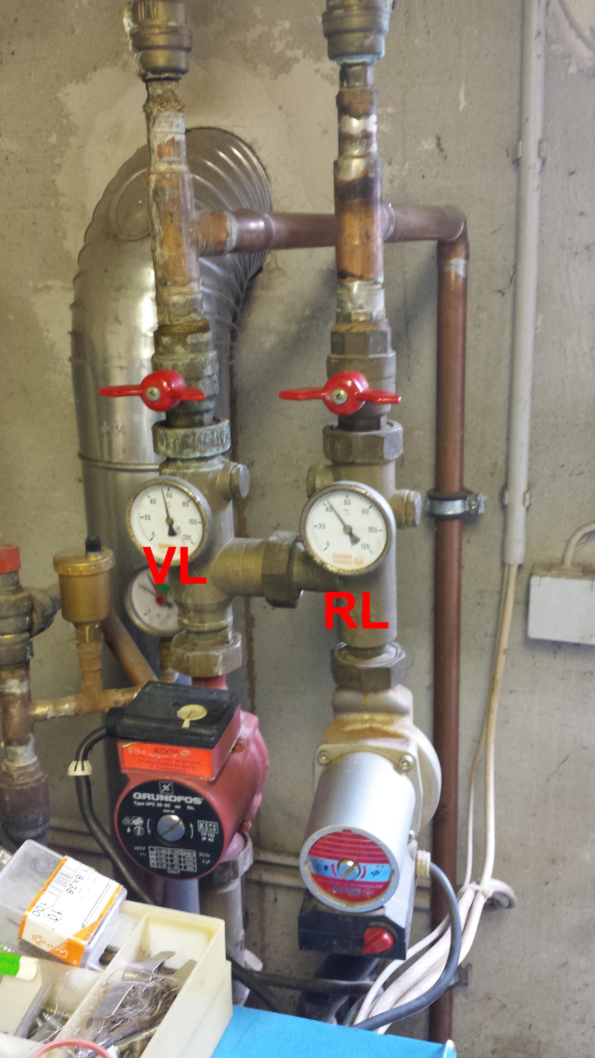 Gasetagenheizung Braucht Plötzlich Sehr Lange | Wer-weiss ...