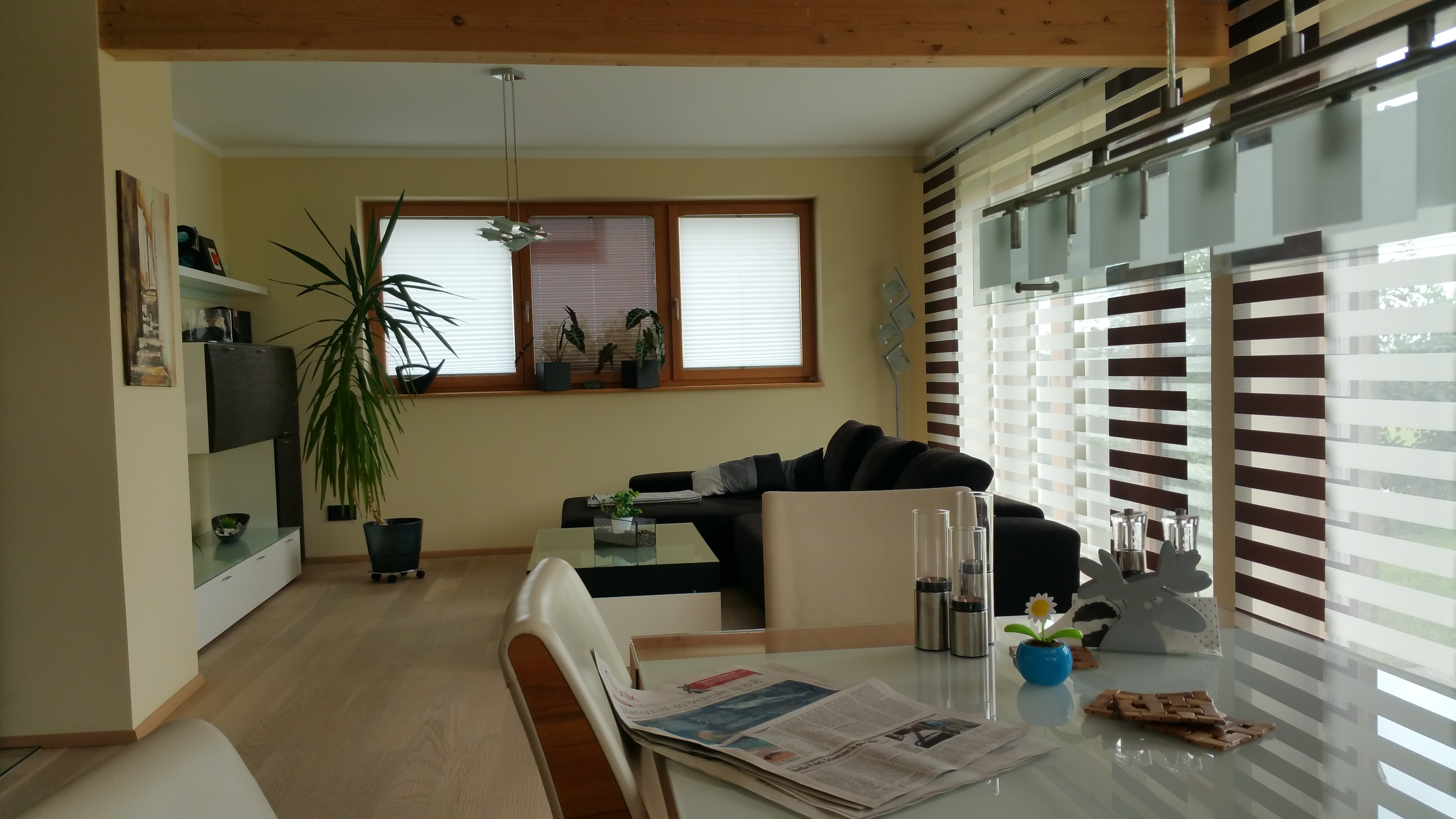 Großzügig Tapeten Ideen Für Wohnküche Ideen - Küchenschrank Ideen ...