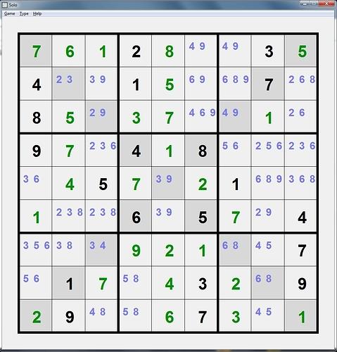 SudokuX#2