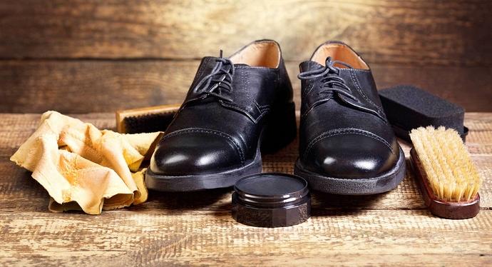 Schuhe-polieren