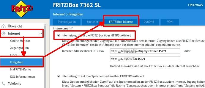 Ipv4-status account temporär deaktiviert fritzbox