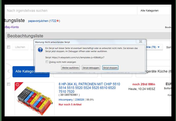Ebay Ausloggen